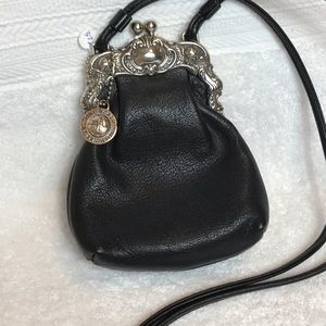 One world Brighton soft leather crossbody bag.